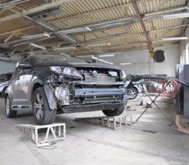 Кузовной ремонт в Мастер 555