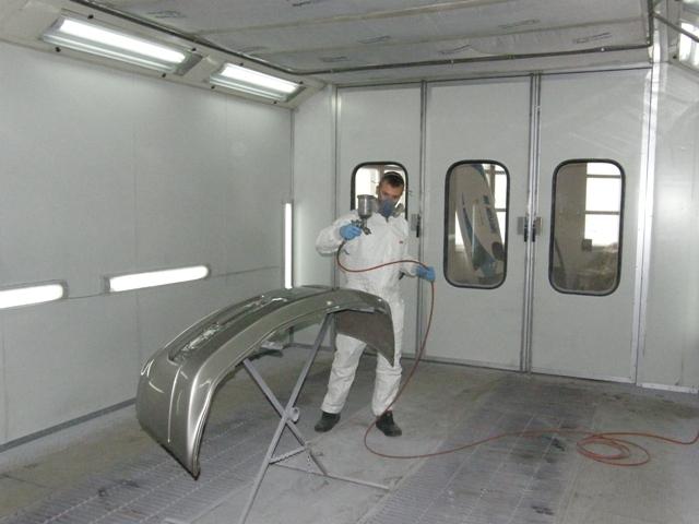 Кузовной ремонт в Хабаровске (Автосервис 555)