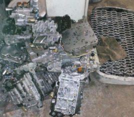 ремонт коробки в Хабаровске