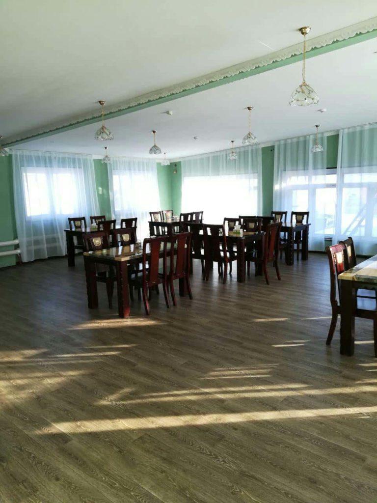 столовая в Хабаровске